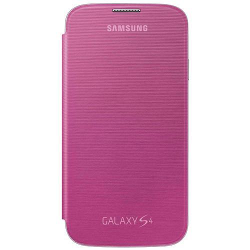 Originální pouzdro na Samsung Galaxy S4 EF-FI950BP, růžová