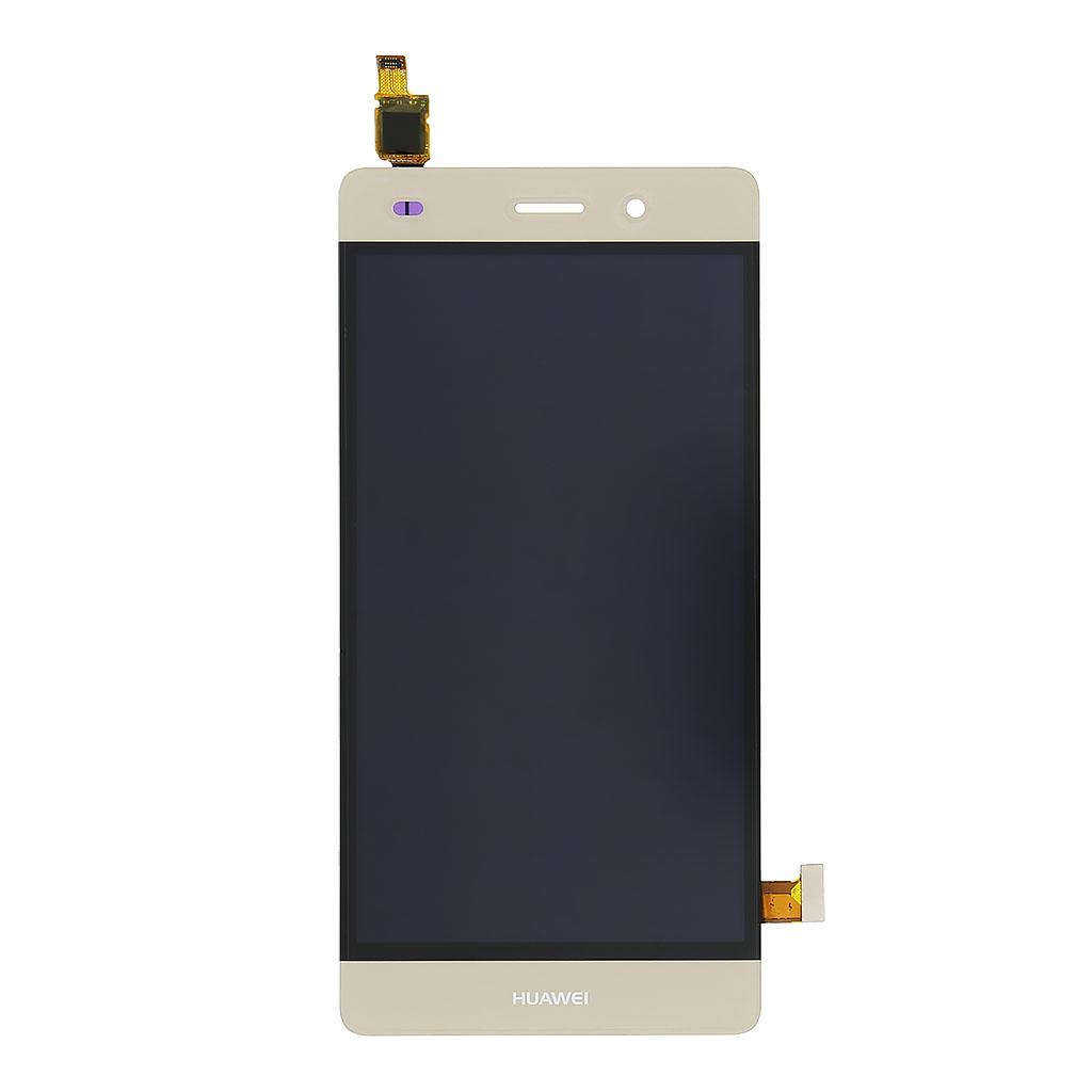LCD + dotyk pro Huawei P8 Lite, gold OEM