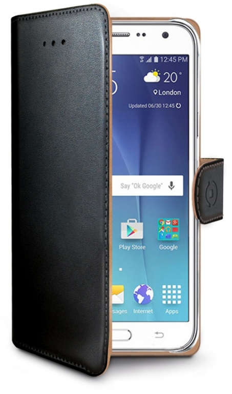 CELLY Wally fllipové pouzdro pro LG K4 (K120E) černé