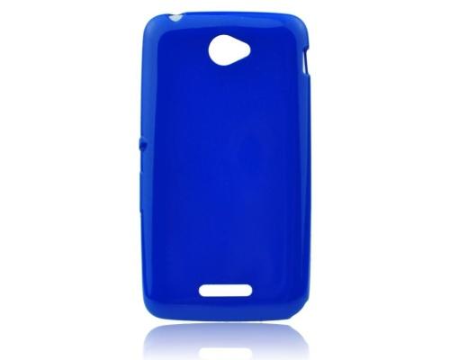 Jelly Case Flash silikonové pouzdro pro Microsoft Lumia 650, modré