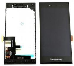 LCD Display + dotyková deska BlackBerry Q20 černá