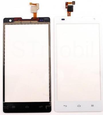 LCD display + dotyková deska pro Honor 7 bílá
