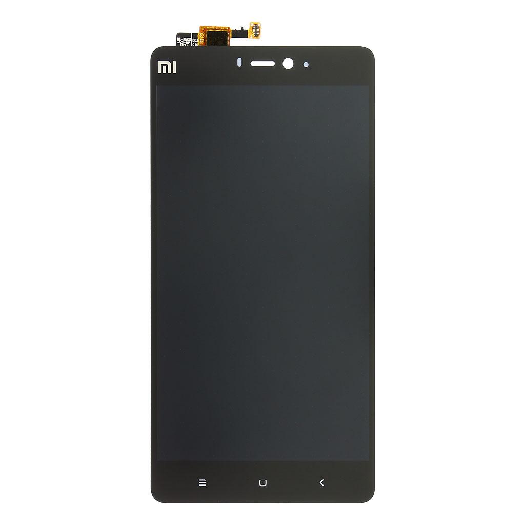 LCD + dotyk + rámeček pro Xiaomi Mi4i, black OEM