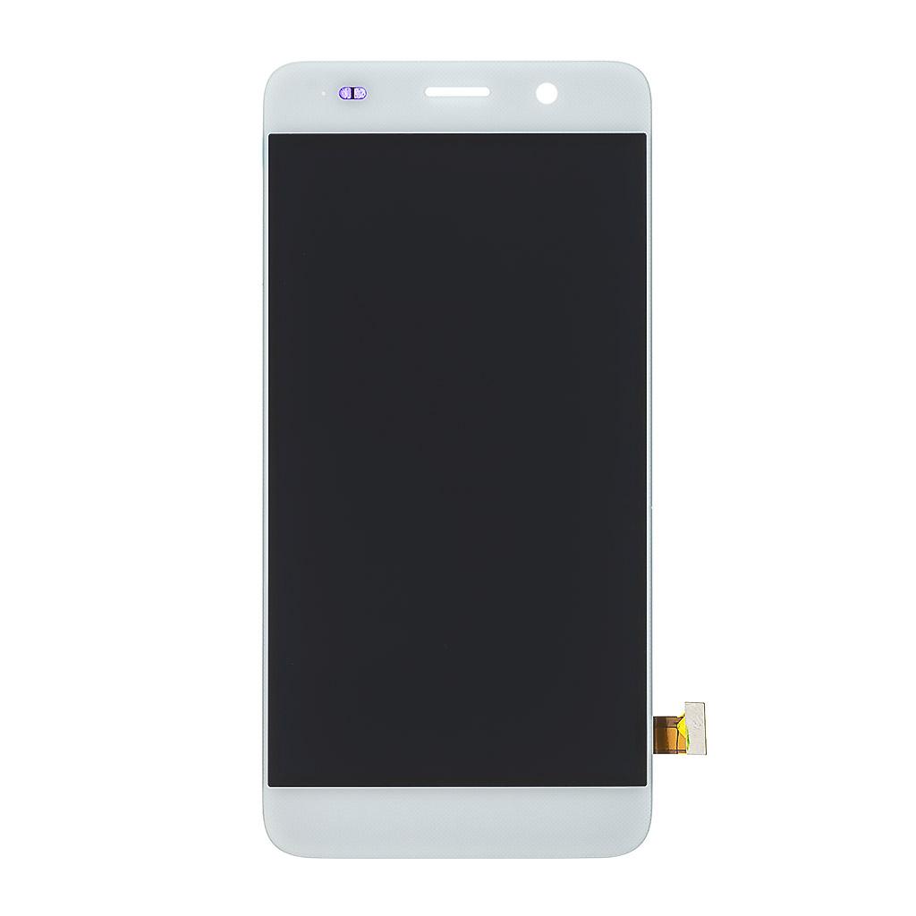 LCD display + dotyková deska pro Huawei Ascend Y6, bílá