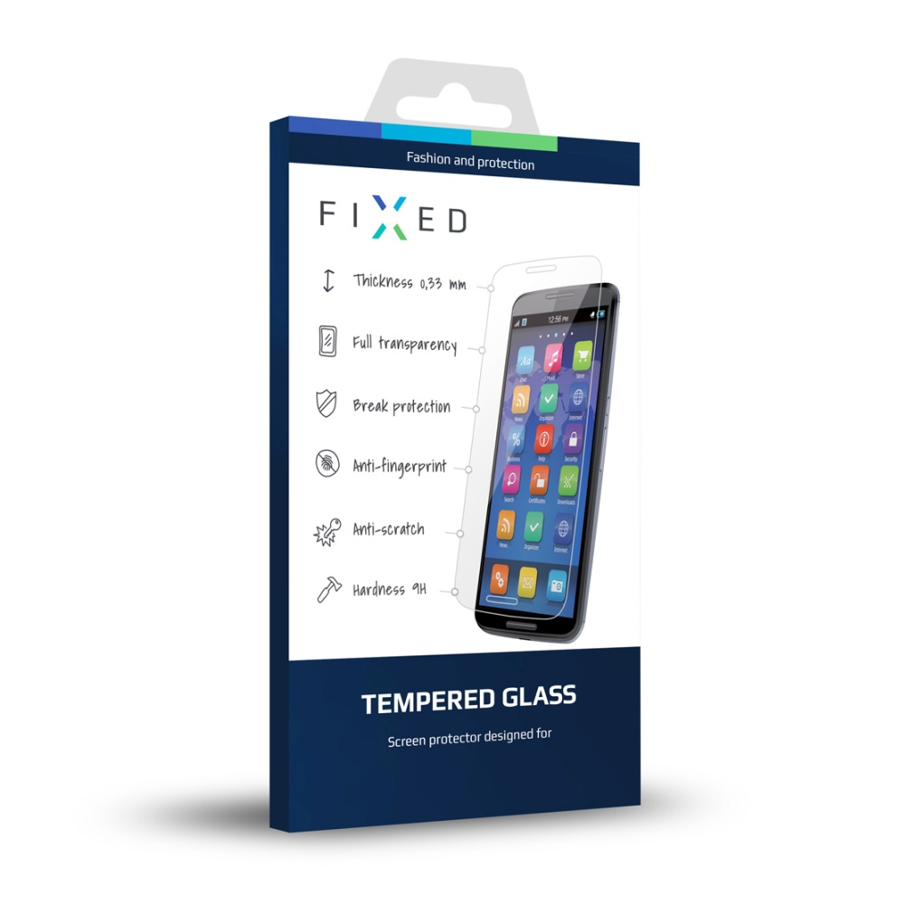 Ochranné tvrzené sklo FIXED pro Lenovo Vibe X3