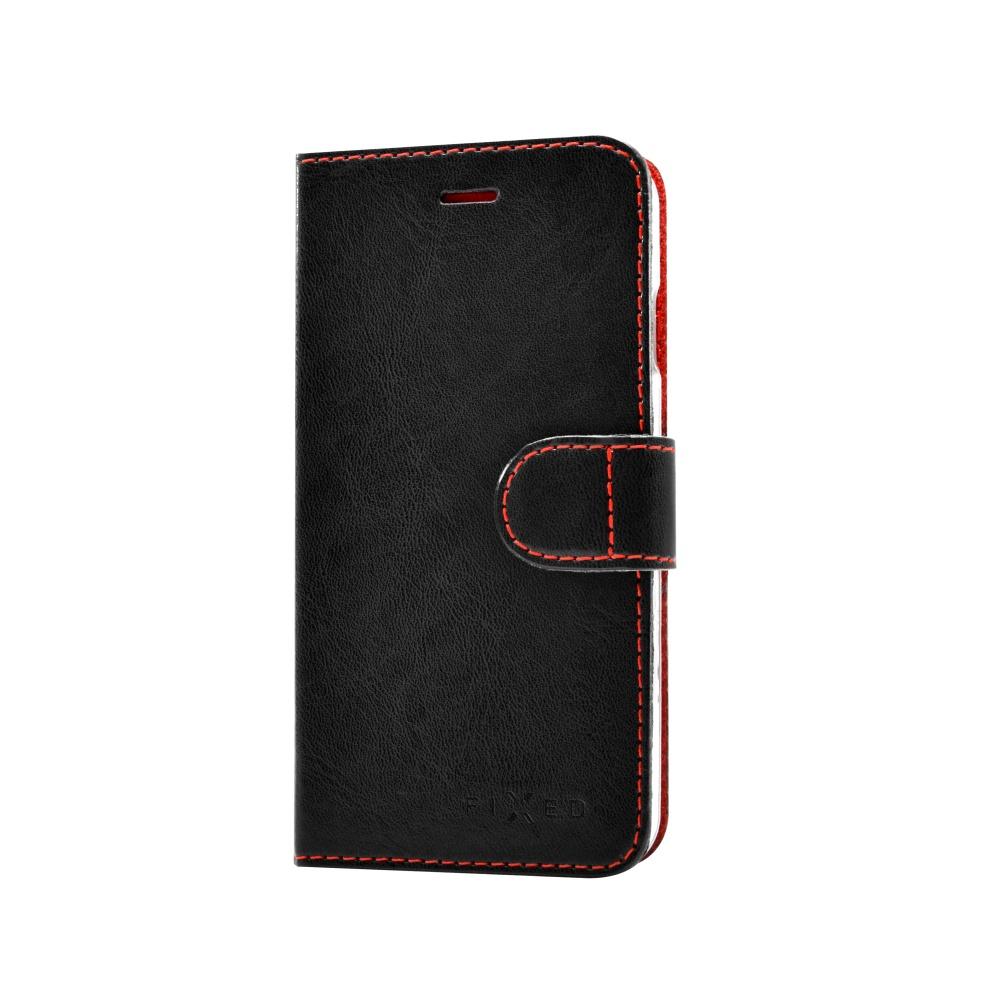 FIXED FIT flipové pouzdro Apple iPhone 6/6s černé