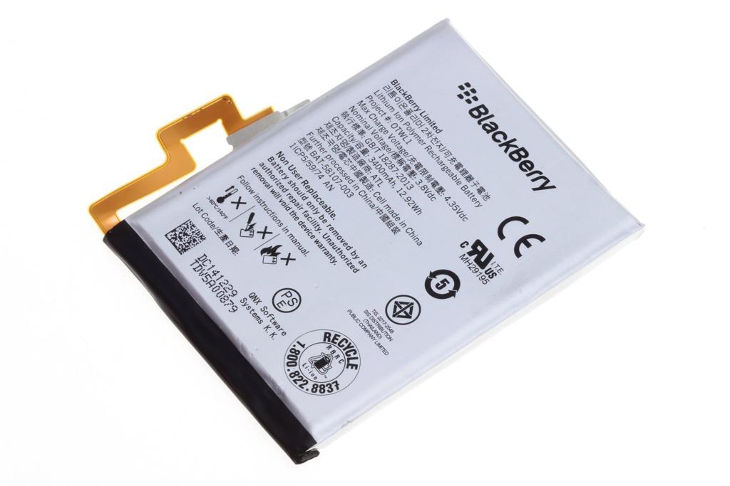Baterie BlackBerry BAT-58107-003, 3400 mAh Li-Pol
