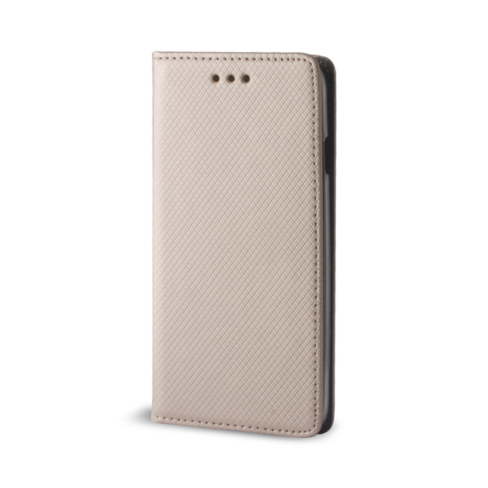 Smart Magnet flipové pouzdro Huawei P8 Lite zlaté