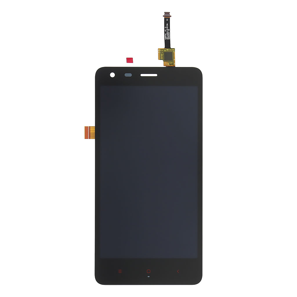 LCD + dotyk + rámeček pro Xiaomi Redmi 2, black OEM