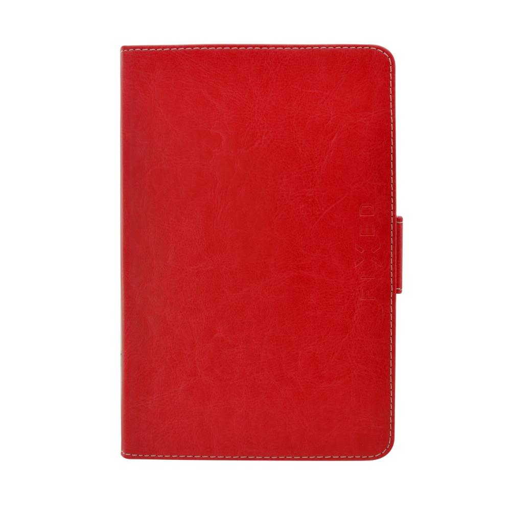 """FIXED Novel Tab Univerzální pouzdro na tablet 10.1"""" červené"""