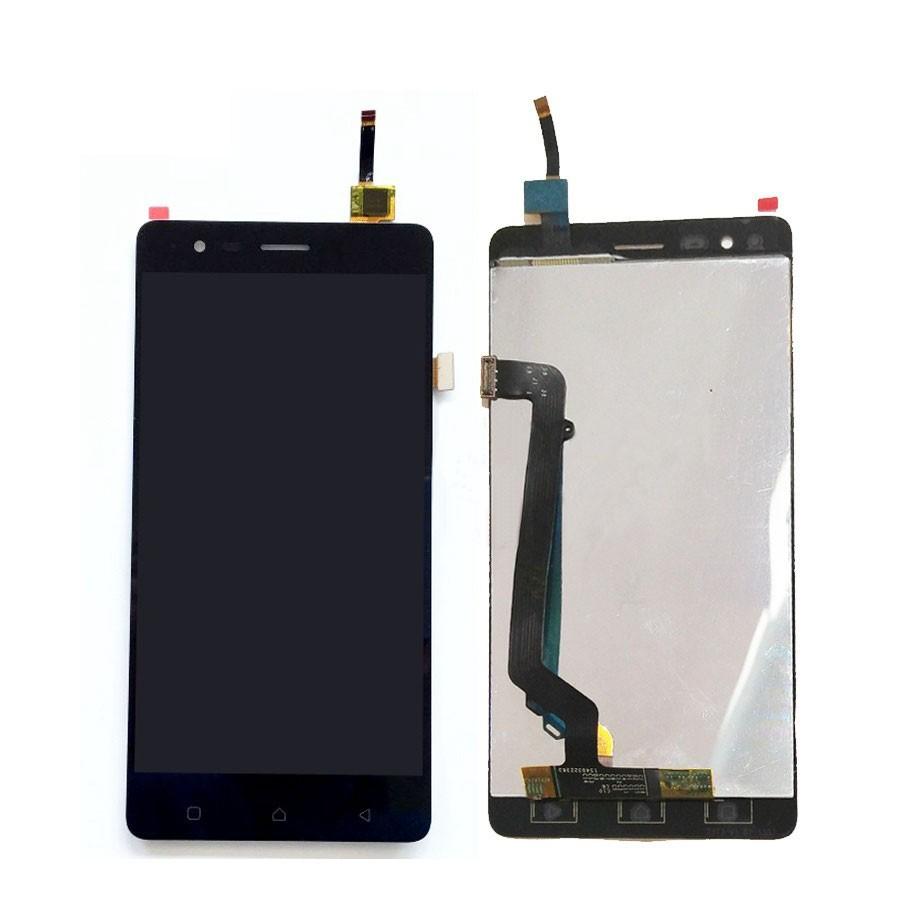 LCD display + dotyková deska pro Lenovo K5 Note, černá