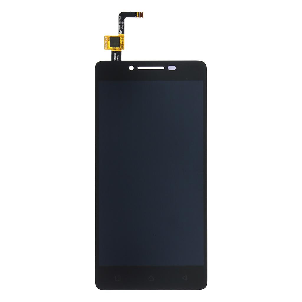 LCD display + dotyková deska pro Lenovo A6010, černá