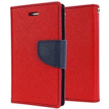 Mercury Fancy Diary flipové pouzdro Huawei P9 Lite červené/modré