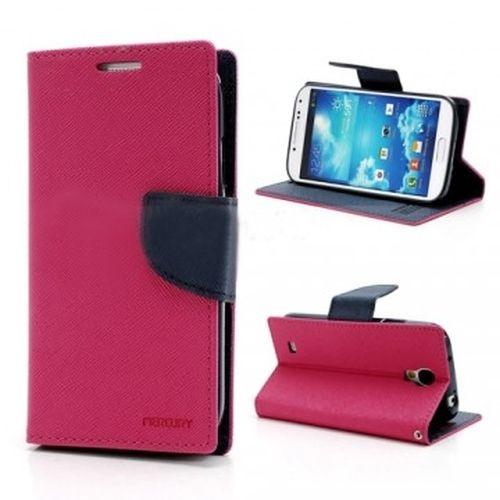 Mercury Fancy Diary flipové pouzdro Samsung Galaxy J5 2016 růžové/modré