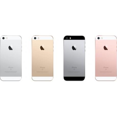 Zadní kryt baterie pro Apple iPhone SE Space Grey
