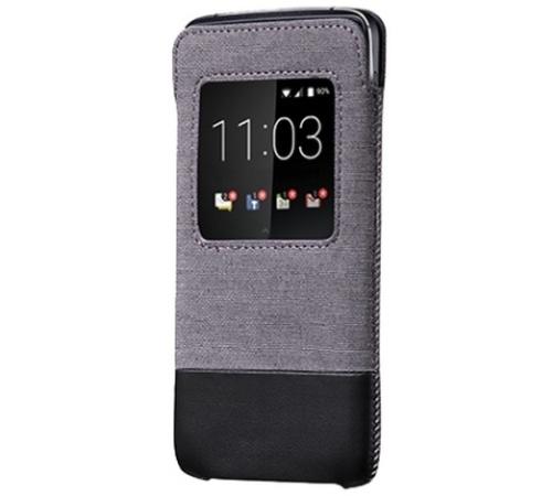 BlackBerry SMART pouzdro ACC-63006-001 BlackBerry DTEK50 šedo-černé