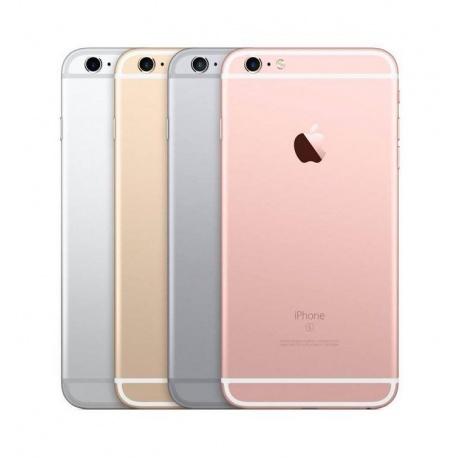 Apple iPhone 6S Plus Zadní Kryt Silver