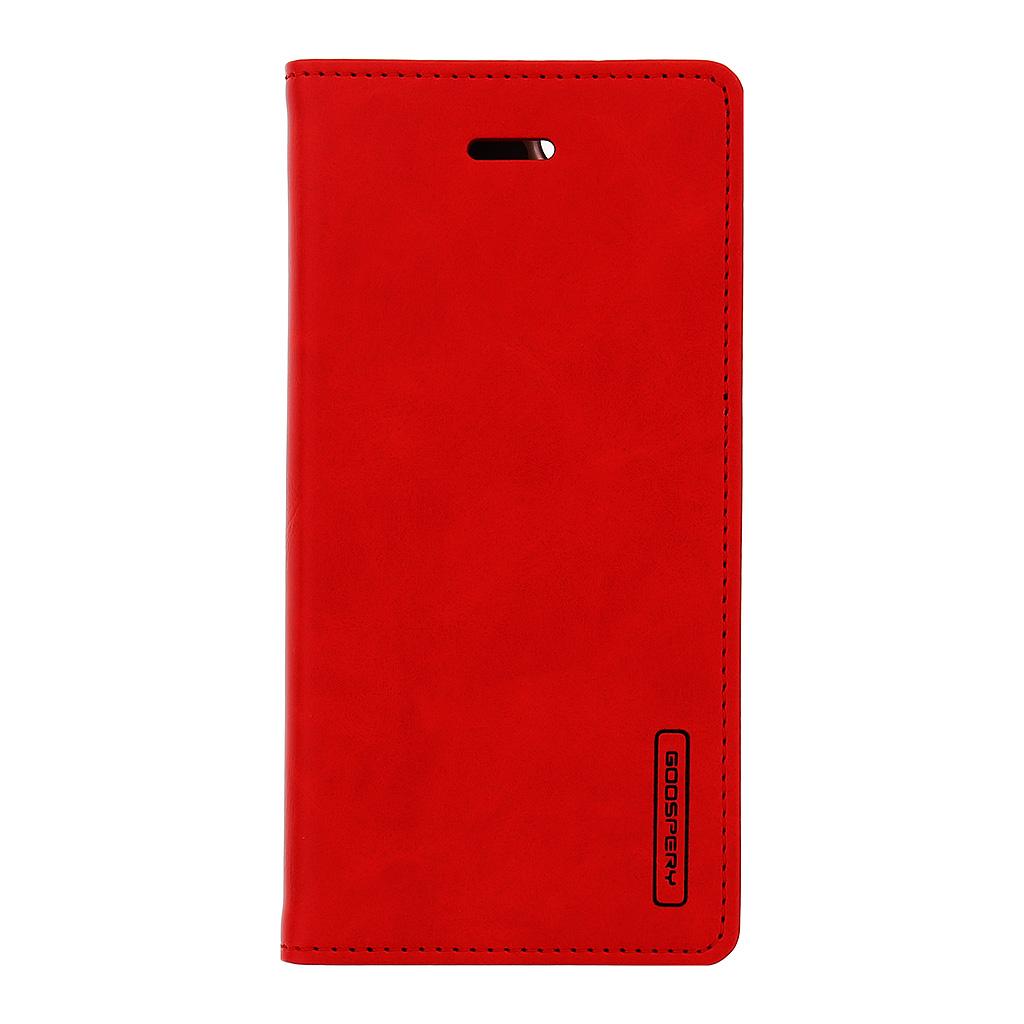 Mercury Blue Moon flipové pouzdro Apple iPhone 7 červené