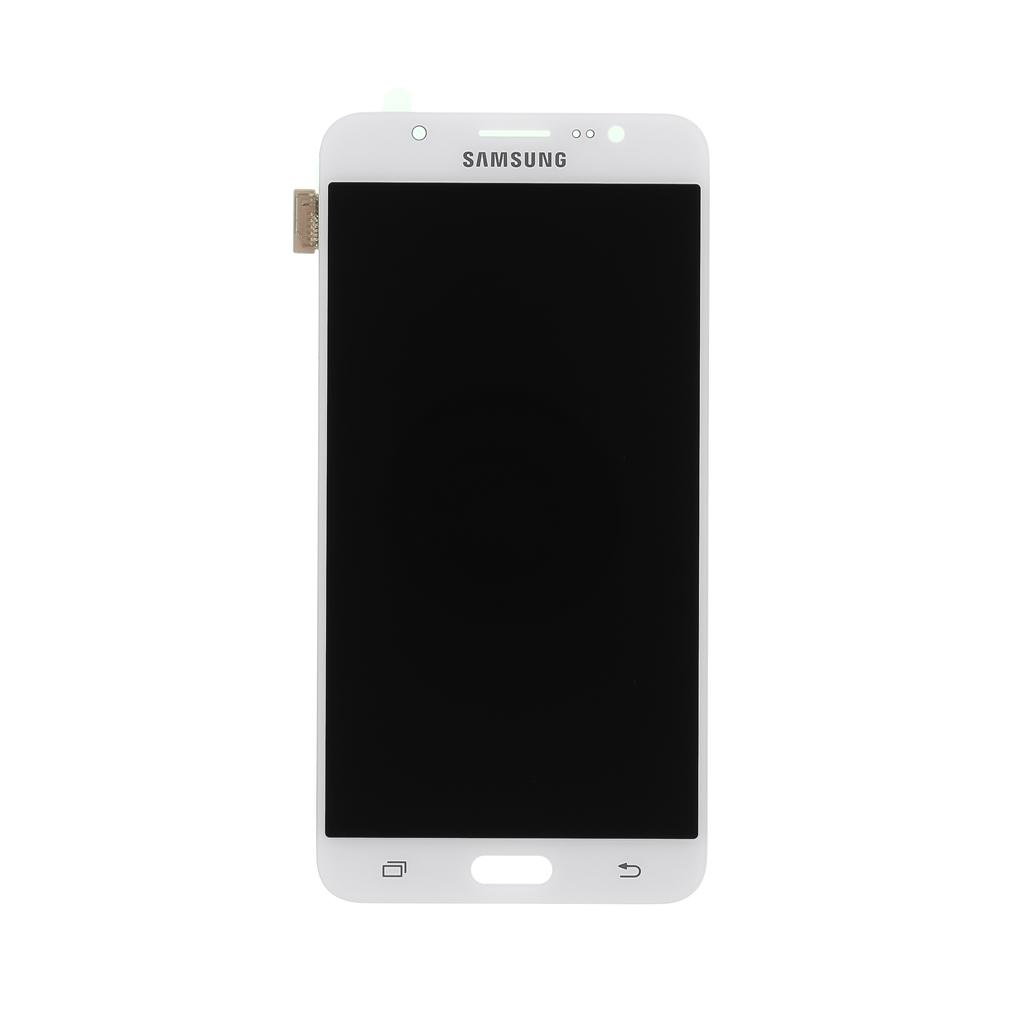 LCD displej + dotyková deska pro Samsung Galaxy J7 (2016) J710, bílá