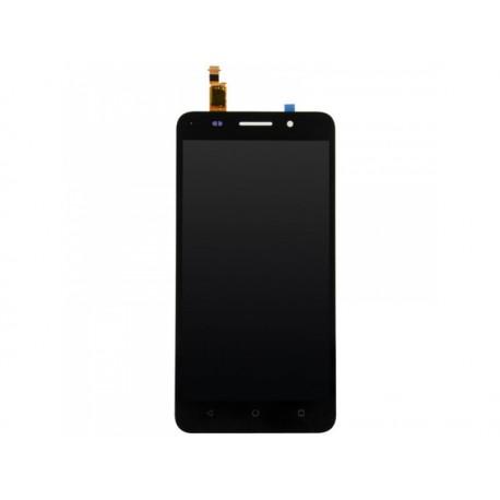 LCD + dotyk + přední kryt pro Honor 6 Plus, black OEM