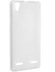 Kisswill silikonové pouzdro pro Alcatel Pixi 4 (4.0) transparentní