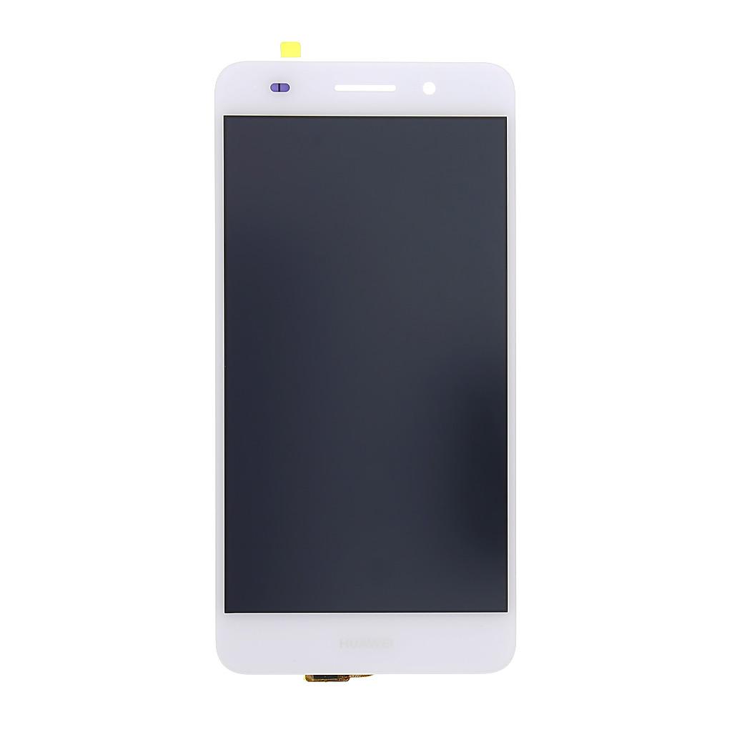 LCD displej + dotyková deska pro Huawei Y6 II, bílá