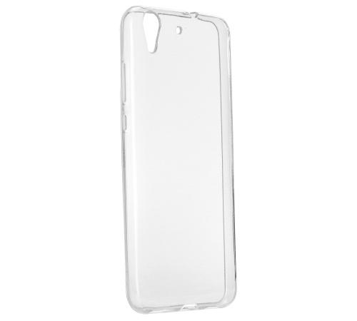Ochranný zadní kryt Forcell Ultra Slim 0,5mm pro Lenovo VIBE C2 bezbarvý