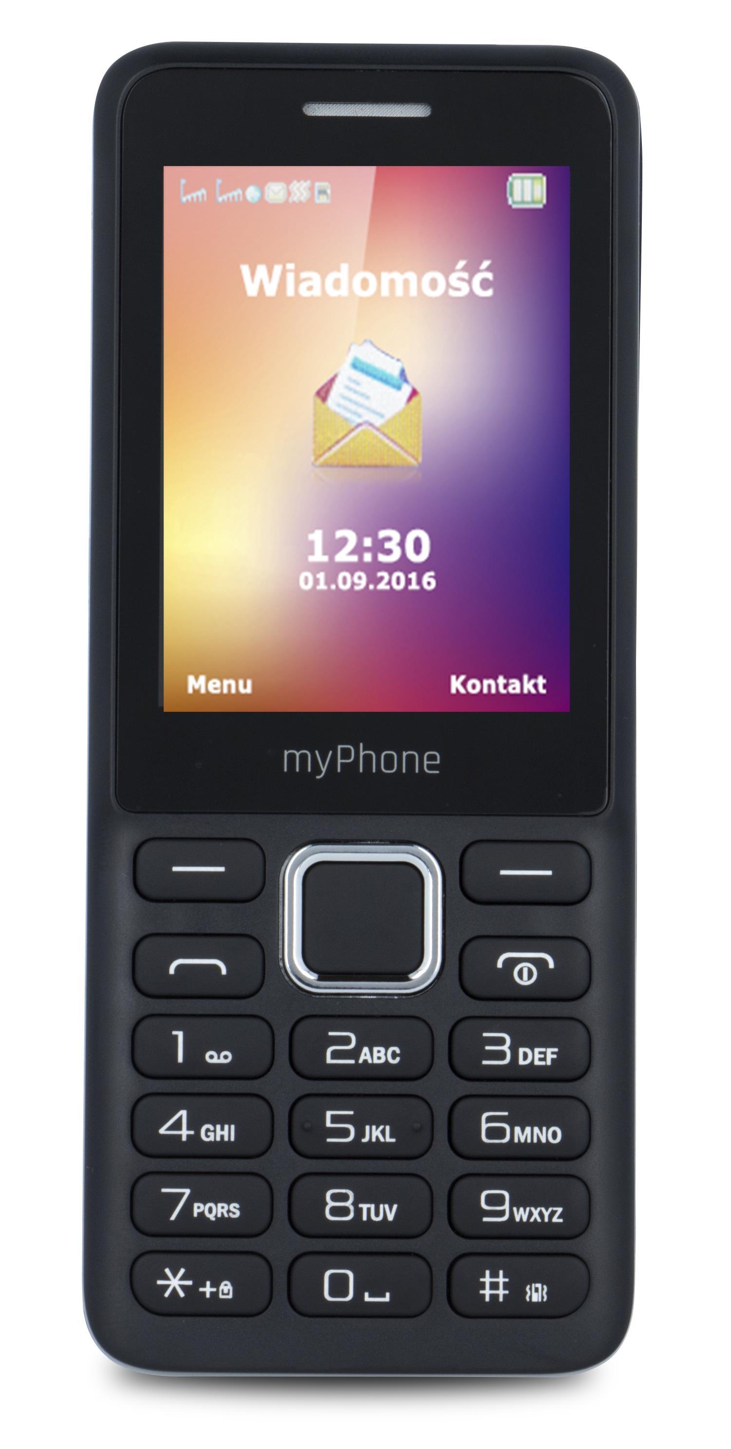 CPA myPhone 6310 Black