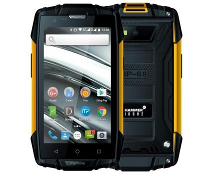 myPhone Hammer IRON 2 Orange-Black