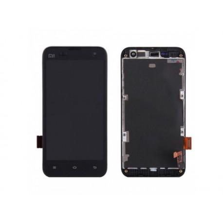 LCD + dotyk + rámeček pro Xiaomi Mi2, black OEM