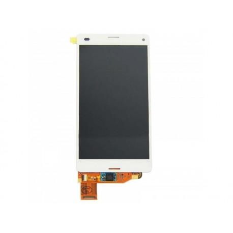 LCD + dotyk + rámeček pro Sony Xperia Z3 Compact, white