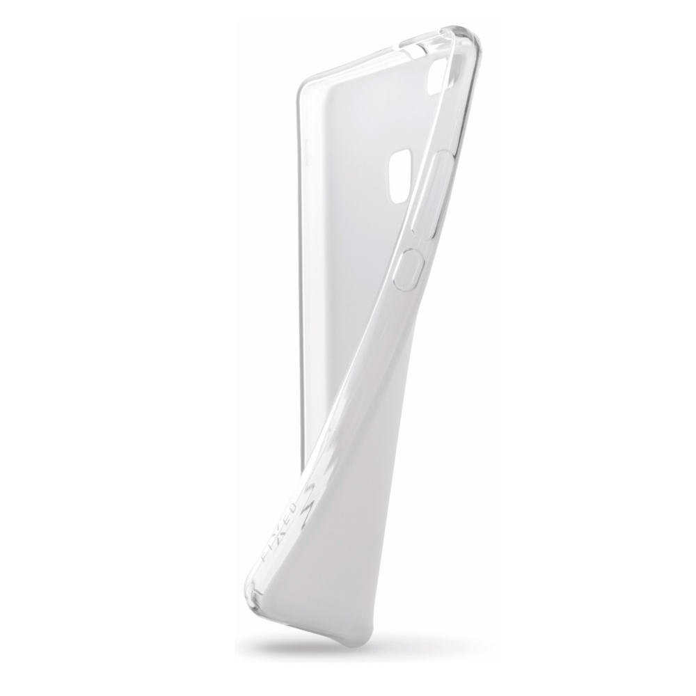 Silikonové pouzdro FIXED pro HTC Desire 650, bezbarvé
