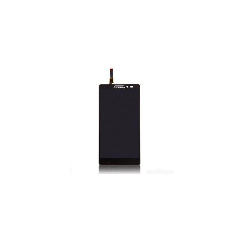 LCD display a dotyková deska pro Lenovo Vibe Z K910 Black