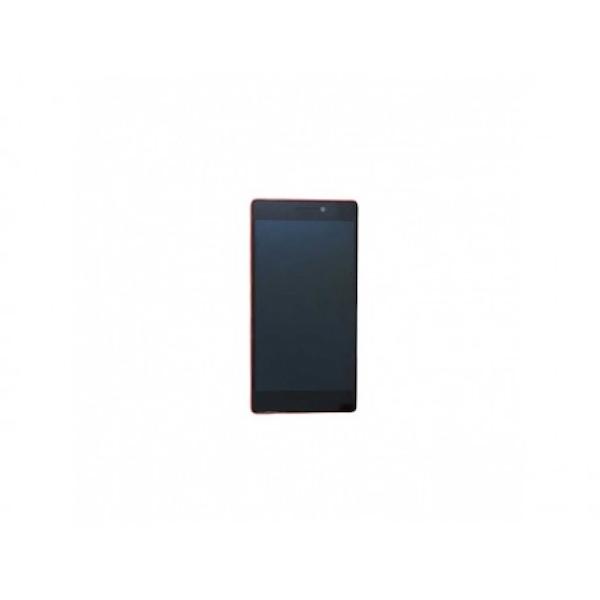 LCD display, dotyková deska a rámeček pro Lenovo Vibe X2-CU Black