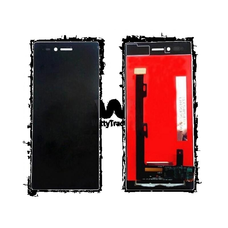 LCD display, dotyková deska a rámeček pro Lenovo Vibe Shot (Z90-7) Black