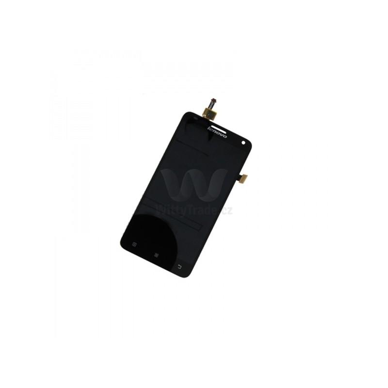LCD display a dotyková deska pro Lenovo S580 Black