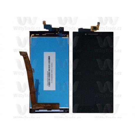 LCD display a dotyková deska pro Lenovo P70 Black