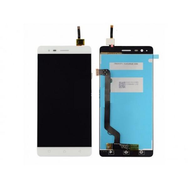 LCD display + dotyková deska pro Lenovo K5 Note White