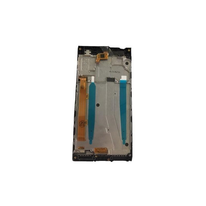 LCD + dotyk + rámeček pro Lenovo P70, black