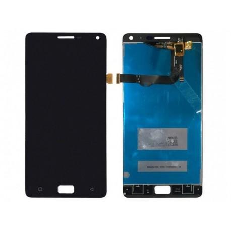 LCD display, dotyková deska a rámeček pro Lenovo P1 Black