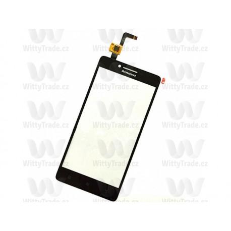 LCD a dotyková deska pro Lenovo A6000 Black
