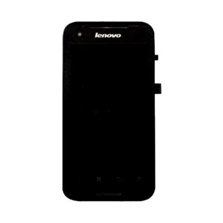 LCD display a dotyková deska pro Lenovo A660 Black