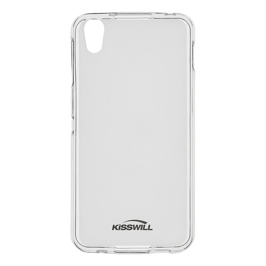 "Kisswill silikonové pouzdro pro Alcatel 6055 Idol 4 (5.2"") transparent"