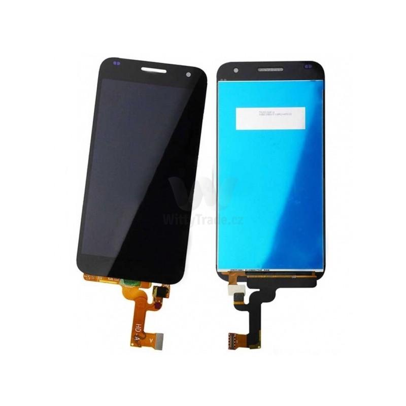 LCD + dotyk + rámeček pro Huawei G7, black OEM