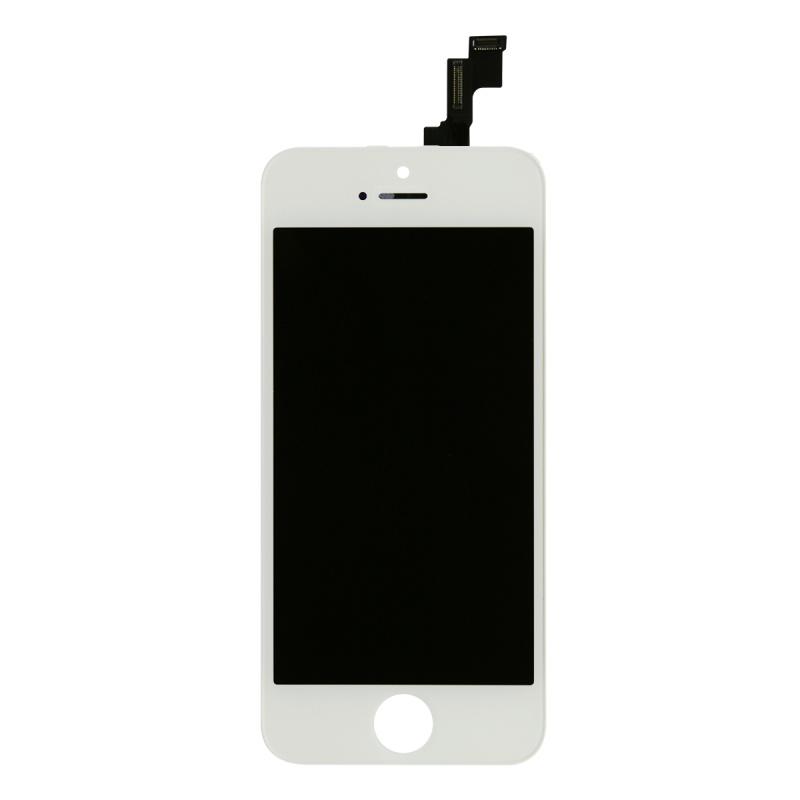 LCD + dotyk pro Apple iPhone 5S/SE, white OEM