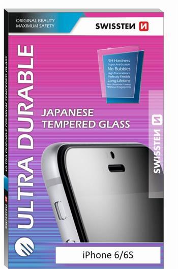 SKLO SWISSTEN ULTRA DURABLE TEMPERED GLASS APPLE IPHONE 7