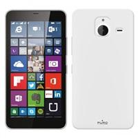 Puro silikonový kryt pro Microsoft Lumia 640 XL, transparentní - VÝPRODEJ!!