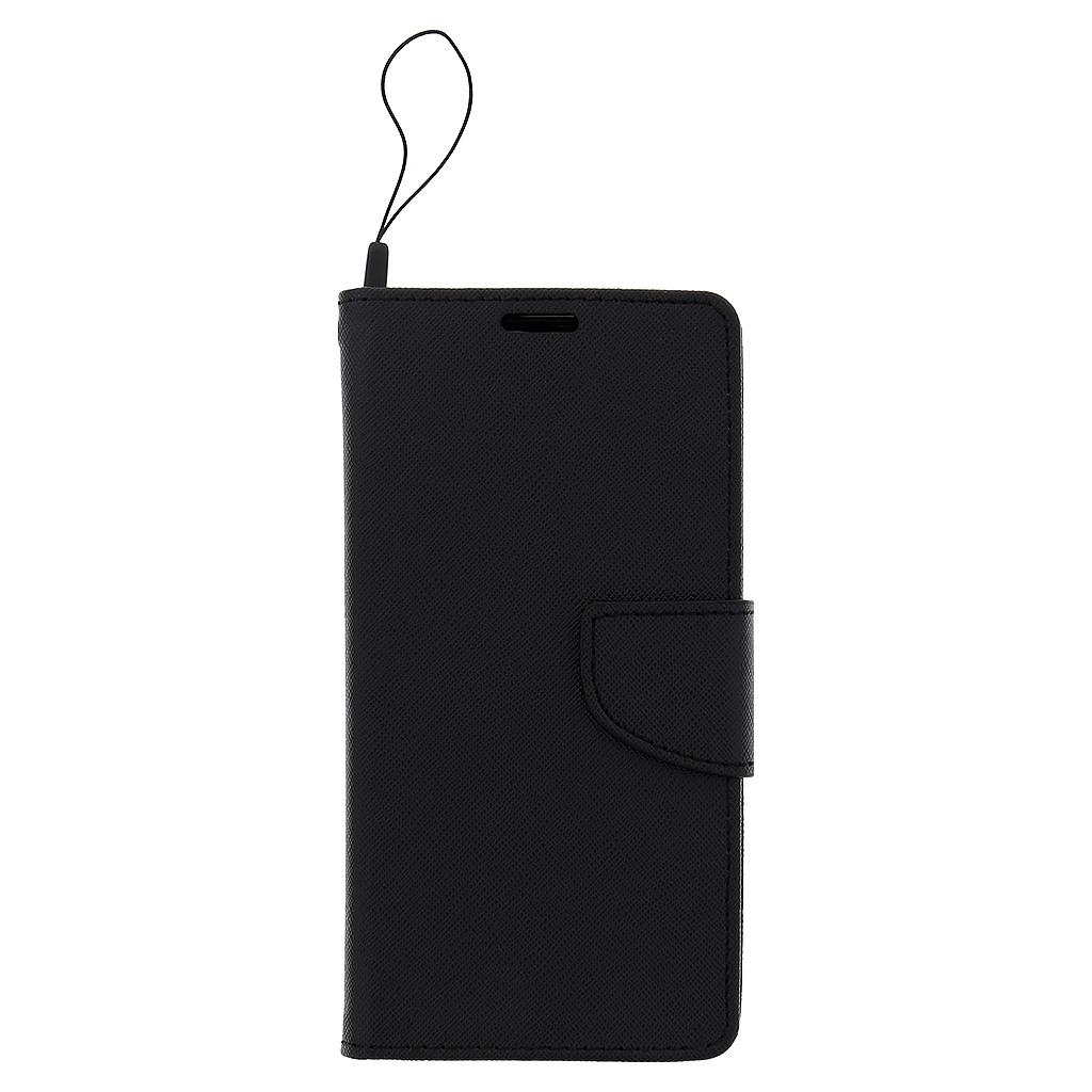 Fancy Diary flipové pouzdro na Huawei Y6 II černé