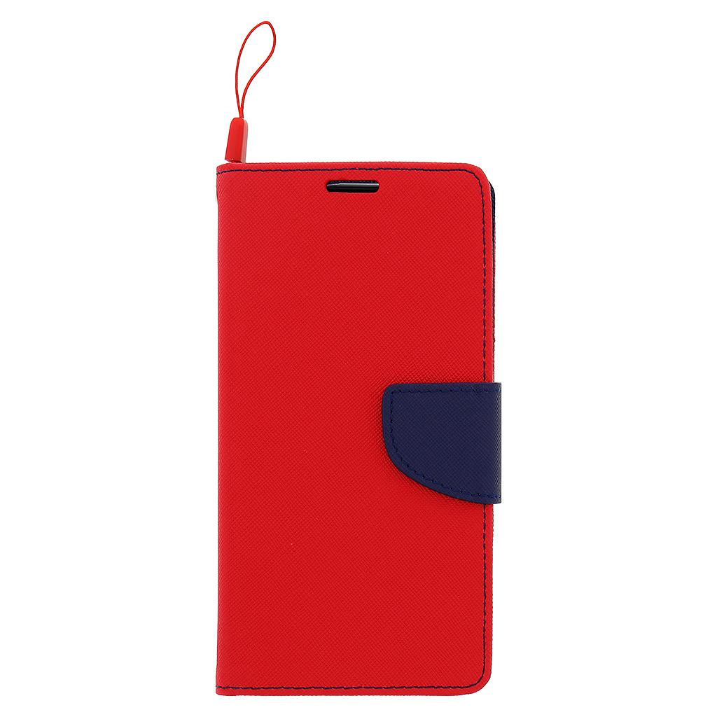 MERCURY Fancy Diary flipové pouzdro pro Huawei Y6 II/Honor 5A červené/modré