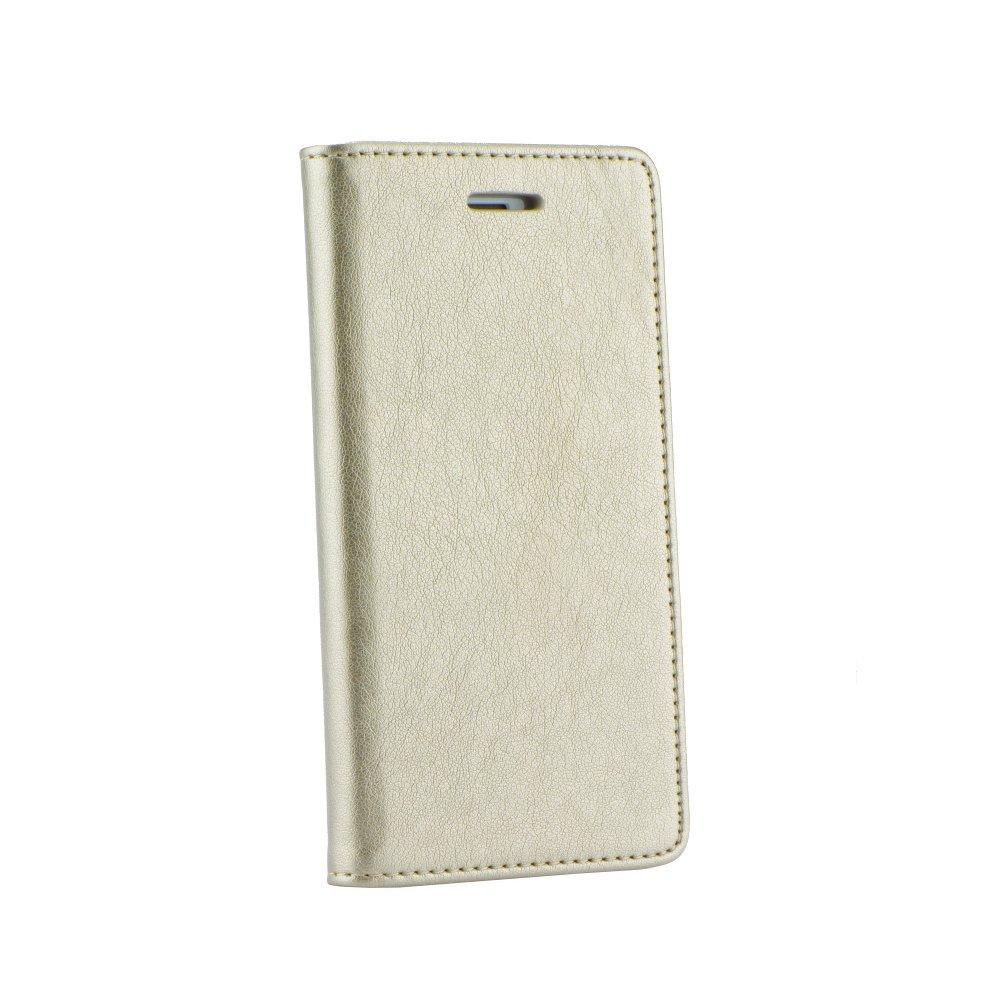Magnet Book pouzdro flip Huawei P8 zlaté